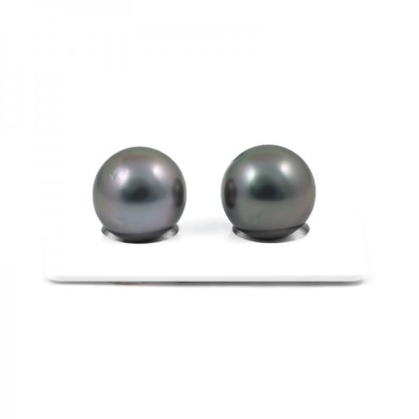 AAA Natural Tahitian Pearls, 12.0 - 13.0 mm