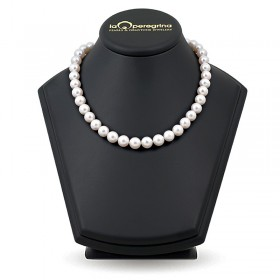 Akoya Natural Sea Pearl Necklace 9.0 - 9.5 mm