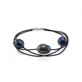 Baroque Natural Pearl Bracelet
