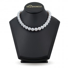 White Edison Freshwater Pearl Necklace