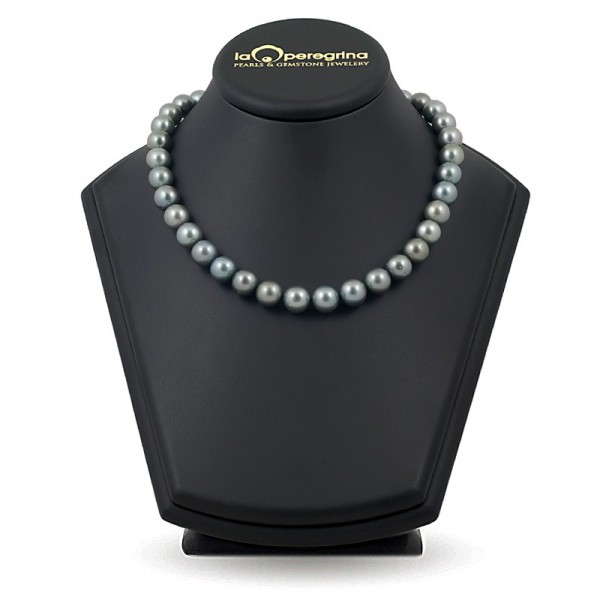 Necklace of sea Tahitian pearls 8.0 - 10.5 mm