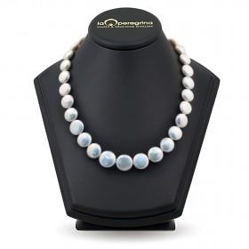 Ожерелье из 30-ти пресноводных жемчужин
