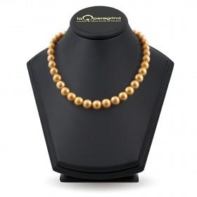 Ожерелье из пресноводного жемчуга Edison золотого цвета