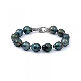Tahitian Pearl Baroque Bracelet