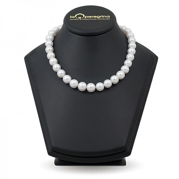 Ожерелье из натурального жемчуга ААА 11,5 - 12,0 мм