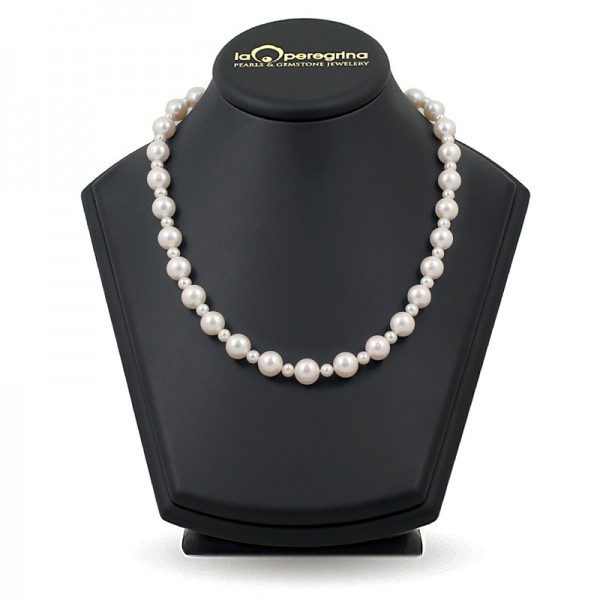 """Ожерелье  из натурального жемчуга на """"жемчужную"""" свадьбу"""