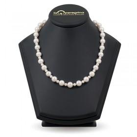 Ожерелье на жемчужную свадьбу из 30 крупных жемчужин