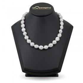 """Ожерелье из натуральных жемчужин """"барокко"""" 12,0 - 13,5 мм"""