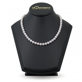Akoya Natural Sea Pearl Necklace 8.5 - 9.0 mm