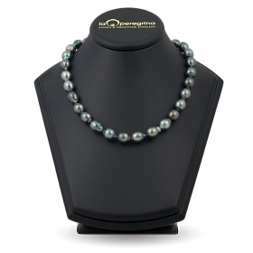 Baroque Sea Tahitian Pearl Necklace 11.0 - 13.0 mm