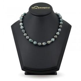 Ожерелье из морского таитянского жемчуга барокко 11,0 - 12,0 ммм