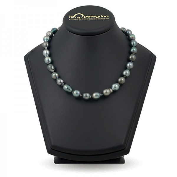 Baroque Sea Tahitian Pearl Necklace 11.0 - 12.0 mmm
